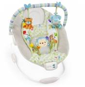 Bright starts Ležaljka Comfort&Harmony Merry Monkeys - 60406