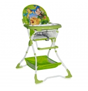 Bertoni Bravo hranilica za bebe - Green jungle