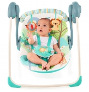 Bright starts Ljuljaška Playful Pals Portable swing - 60134