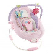 Bright starts Kids Bouncer Penelope Petals - 60217