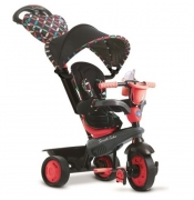 Smart trike tricikl Boutique Crveni 4 u 1 - 1595200
