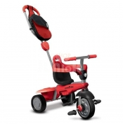 Smart trike Tricikl Breeze Red - 6160500