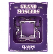 Metalna mozgalica Grand Master Clamps - G4G-104