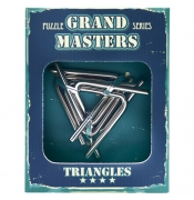 Metalna mozgalica Grand Master Triangles - G4G-106