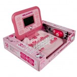 Mehano Laptop za decu Hello Kitty rozi