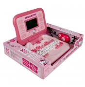 Mehano Laptop za decu Hello Kitty rozi - 500636
