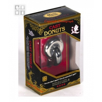 Cast Puzzle Donuts  - Mozgalice